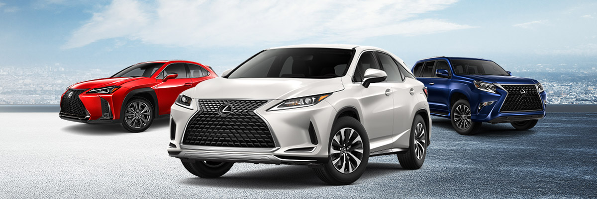 Buy or Lease a New Lexus SUV near Hanover, MA