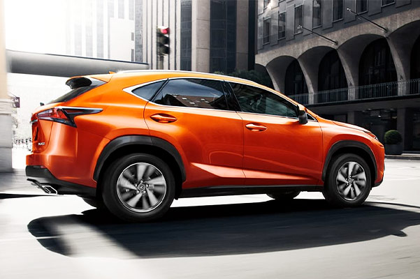 2020 Lexus NX Specs & Safety