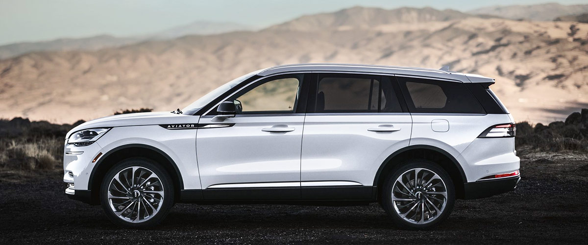2019 Lincoln Aviator header