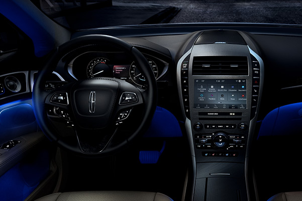 2020 Lincoln MKZ Interior & Technology