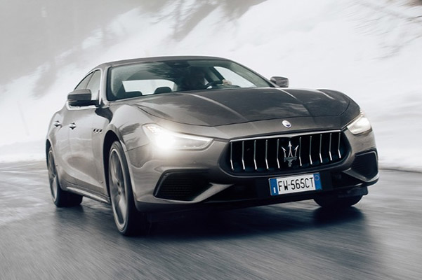 2020 Maserati Ghibli  Safety Features
