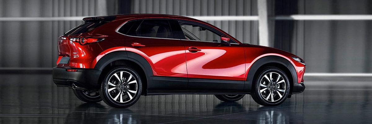 2020 Mazda CX-30 footer