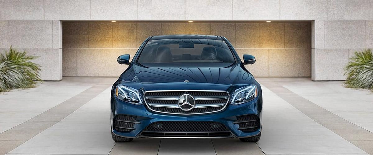 Discover the All-New 2020 Mercedes-Benz E-Class header