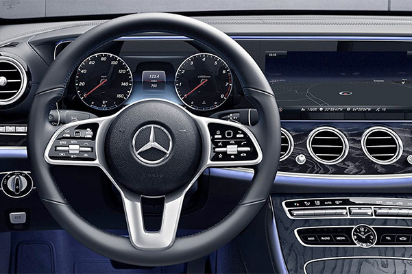 2020 Mercedes-Benz E-Class Interior & Technology