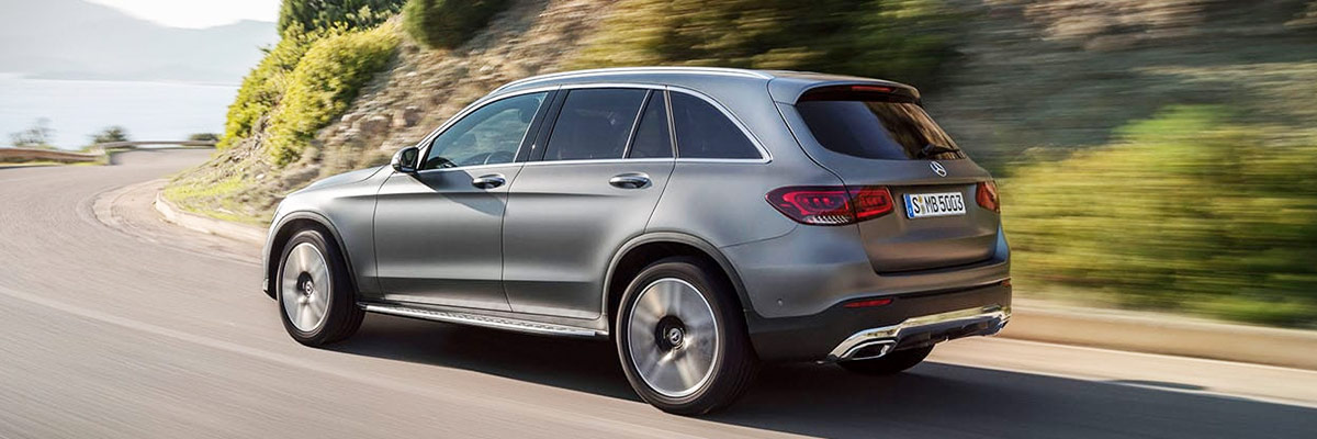 2020 Mercedes‑Benz GLC SUV footer