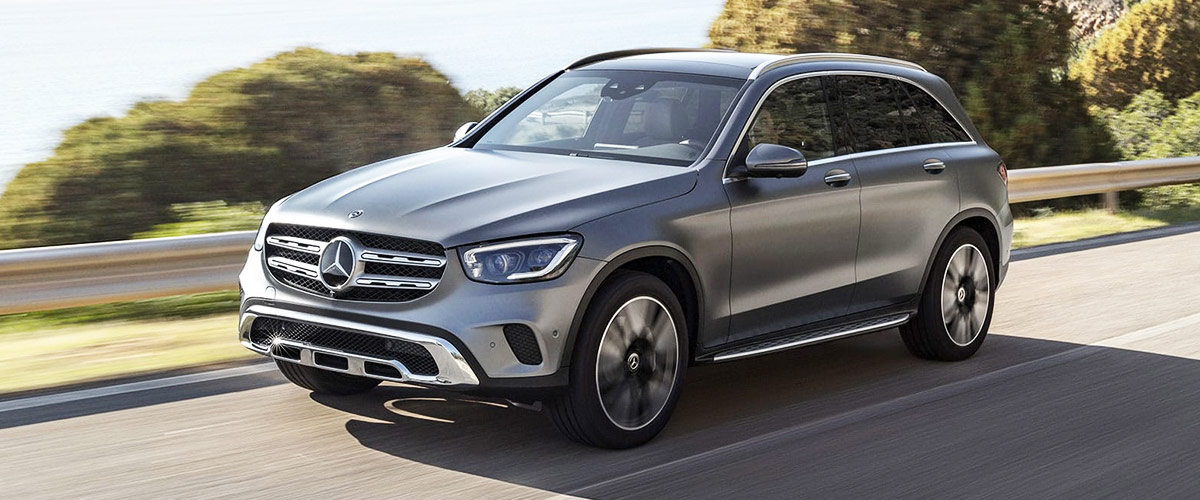 2020 Mercedes‑Benz GLC SUV header
