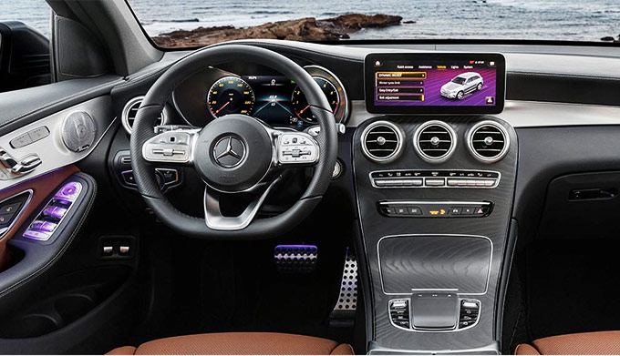 2020 Mercedes‑Benz GLC SUV