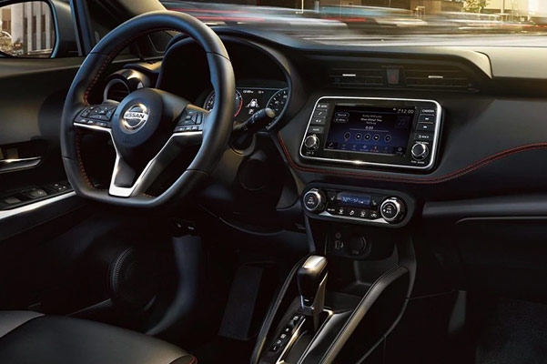 2020 Nissan Kicks Interior & Exterior Features