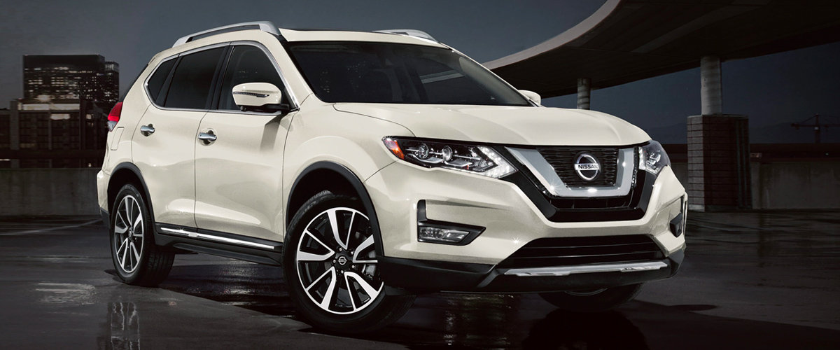 2020 Nissan Rogue Specs & Safety Features