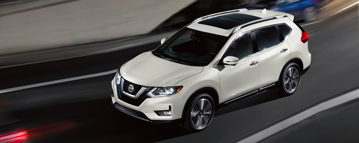 The 2020 Nissan Rogue header