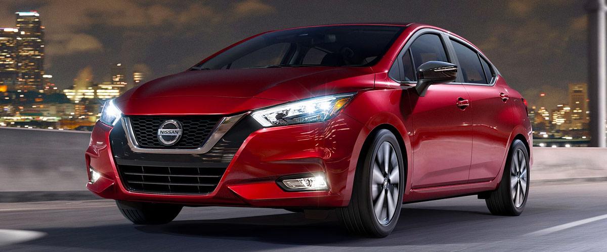 2020 Nissan Versa header