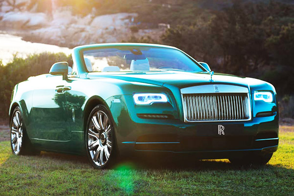 Rolls-Royce Dawn Specs & Performance