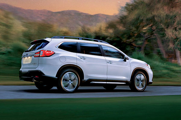 2020 Subaru Ascent Specs & Safety Features