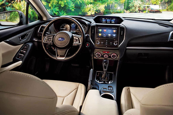 2020 Subaru Impreza Interior & Technology
