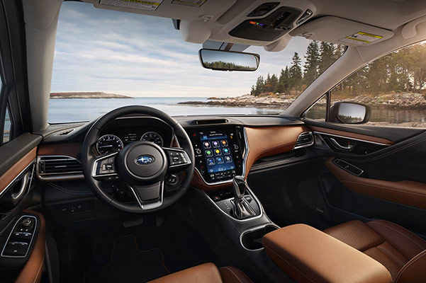 2020 Subaru Outback Interior Features & Configurations