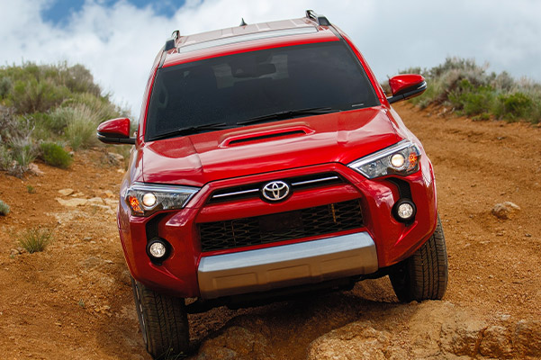 2020 Toyota 4Runner Specs & Safety