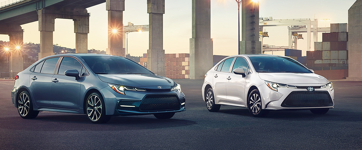 Buy A 2020 Toyota Corolla In Peoria Il Toyota Dealer Near Me