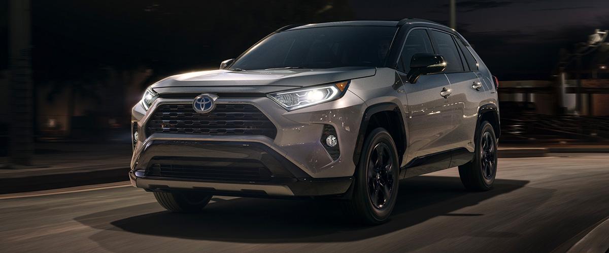 2020 Toyota RAV4 header