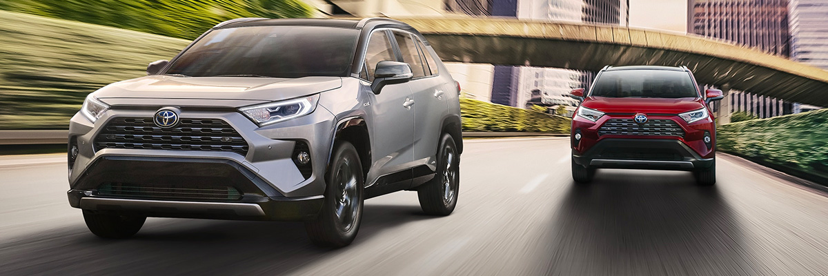 2020 Toyota RAV4 Engine Specs, Performance & Safety