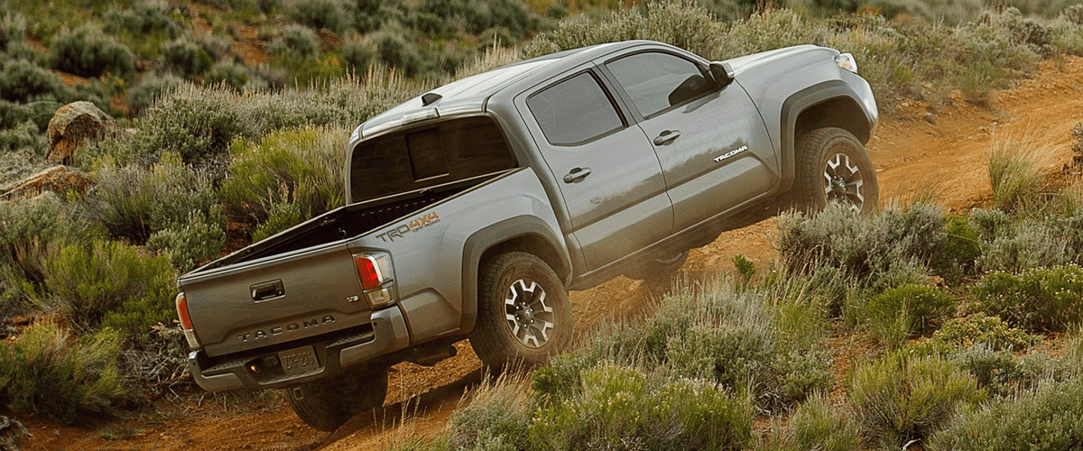Visit Lowe Toyota For The All New 2020 Tacoma!