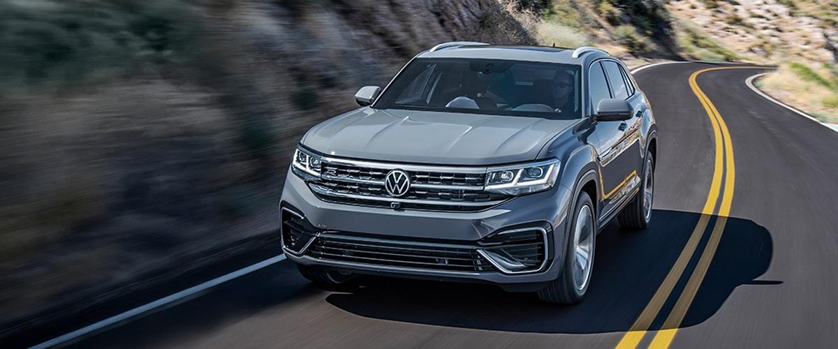 2020 Volkswagen Atlas Cross Sport header