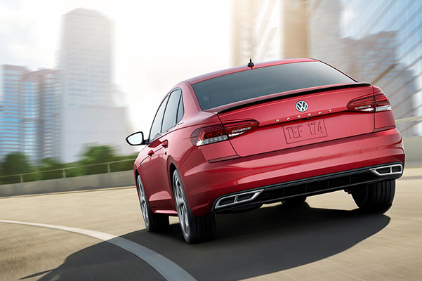 2020 Volkswagen Passat  Interior Features & Technology