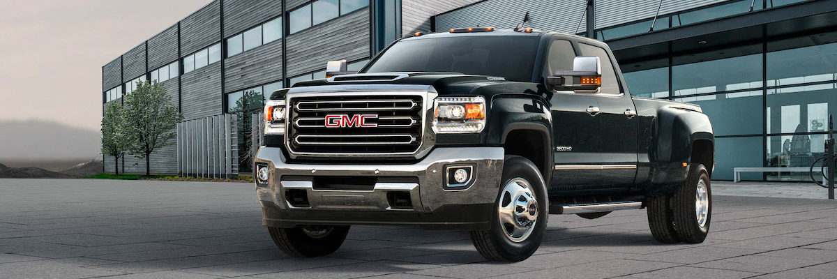 New 2020 GMC Sierra Heavy Duty footer