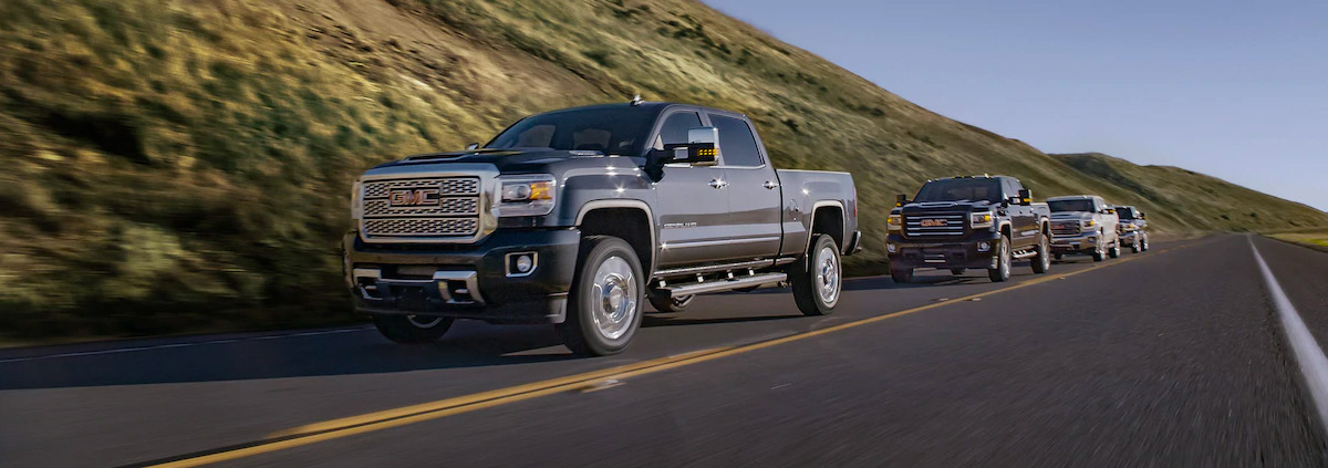 New 2020 GMC Sierra Heavy Duty in Greensboro, GA header