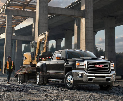New 2020 GMC Sierra Heavy Duty