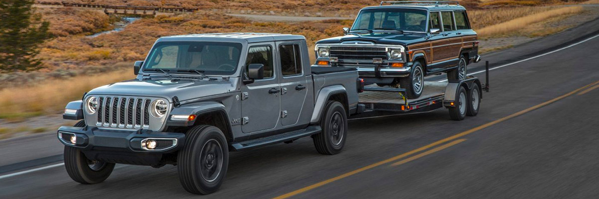 All-New 2020 Jeep Gladiator Truck | Jeep Dealer near ...