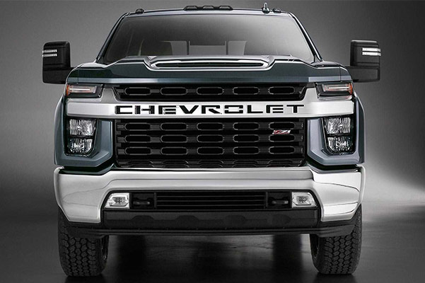 2020 Chevy Silverado HD Engines, Specs & Gas Mileage