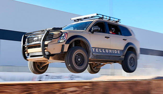 2020 Kia Telluride performance