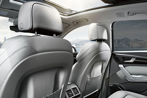 2021 Audi Q5 interior seating