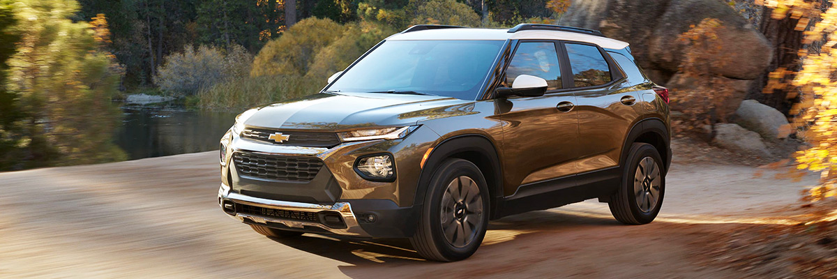 2021 All-New Chevrolet Trailblazer