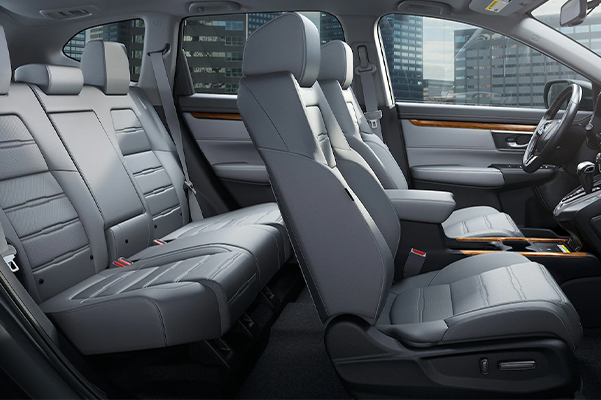 2021 Honda CR-V interior side view