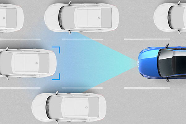 Smart Cruise Control with Highway Driving Assist