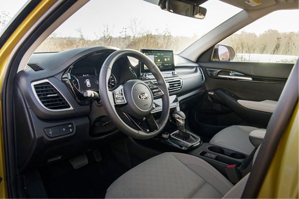 2021 Kia Seltos Interior & Technology