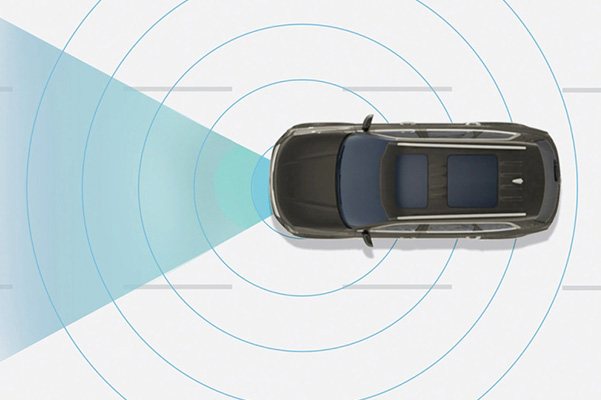 2021 Kia Sorento collision detection
