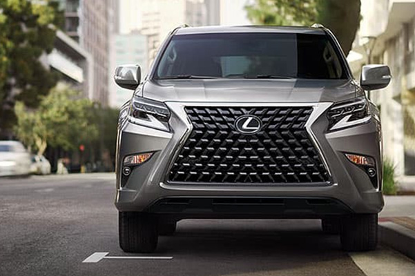 2021 Lexus GX park assist