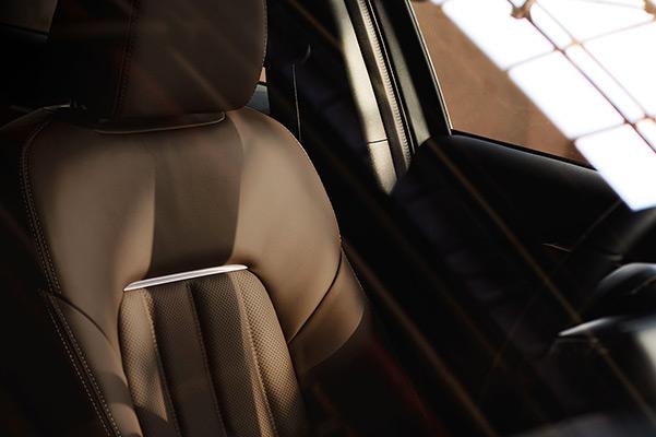 2021 MAZDA6 interior seating