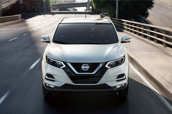 Nissan Rogue Sport Dynamic Driving Modes