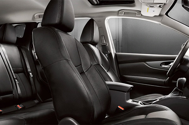 Nissan Rogue Sport Seating