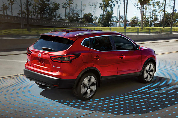 2020 Rogue Sport Safety Features