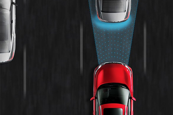 Nissan Rogue Safety Technology