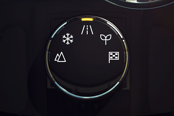 Nissan Rogue Normal Mode