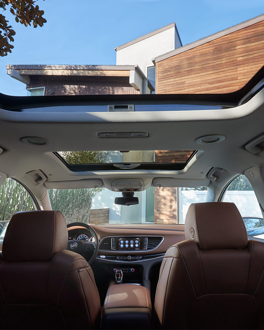 A Lavish and State-of-the-Art Interior