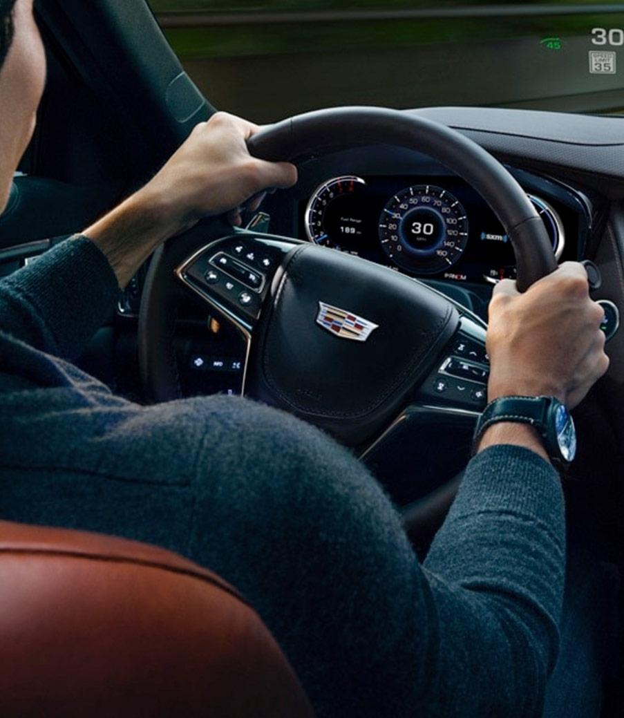 Buy a New 2019 Cadillac CTS   Cadillac Dealer near West ...