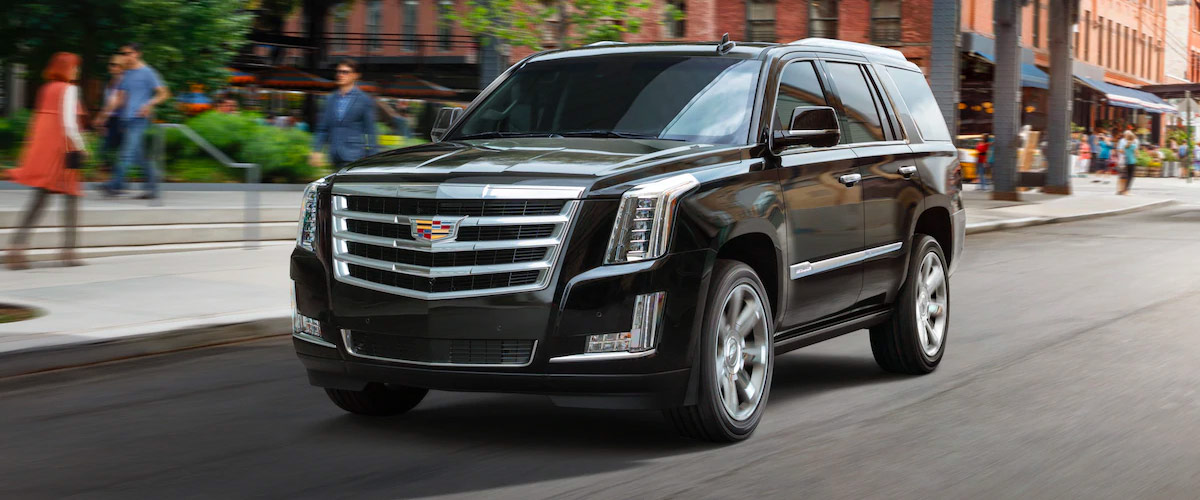 Buy A New 2019 Cadillac Escalade SUV