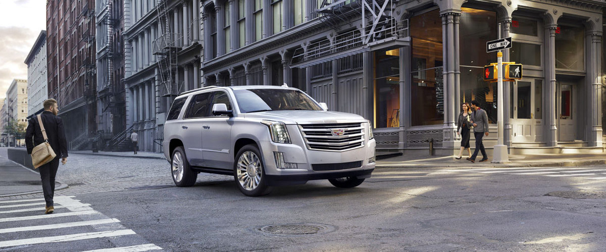 Buy a 2020 Cadillac Escalade near Me | Ohio Cadillac Dealer