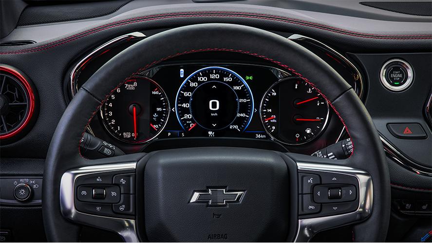 2019 Chevy Blazer Specs